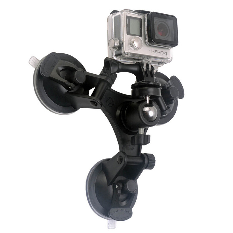 SHOOT-Low-Angle-Removable-Suction-Cup-Mount-Tripod-Ballhead-for-GoPro-Hero-SJCAM-Xiaomi-Yi-action