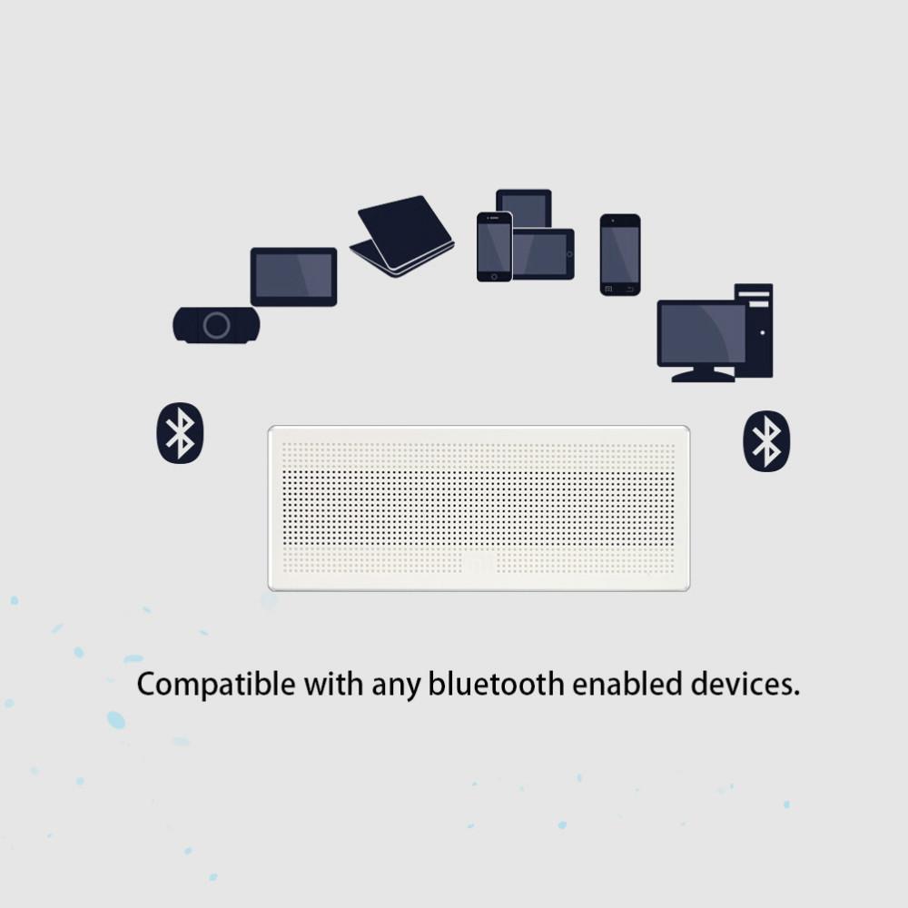 Přenosný bezdrátový reproduktor Xiaomi Bass sound W1 nejlevnější skvělý zvuk bluetooth