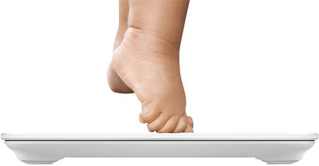 Xiaomi weight scale - chytrá váha fat vážení bmi istage xiaomimarket mifit