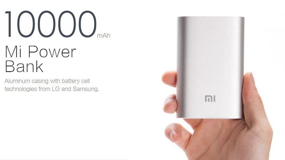 xiaomi mi powerbank power banka 10000mha stříbrná 5,1 V 3,6 A odolná kapacita li-on istage xiaomi market externí baterie