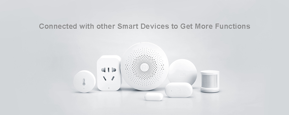 Xiaomi Smart Socket Plug Zigbee - Chytrá zásuvka hub gate brána wifi vzdálené ovládání istage xiaomimarket