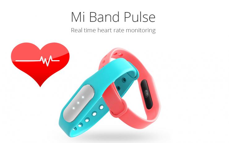 Xiaomi Mi Band 1S - Sportovní náramek chytrý modní  odolný