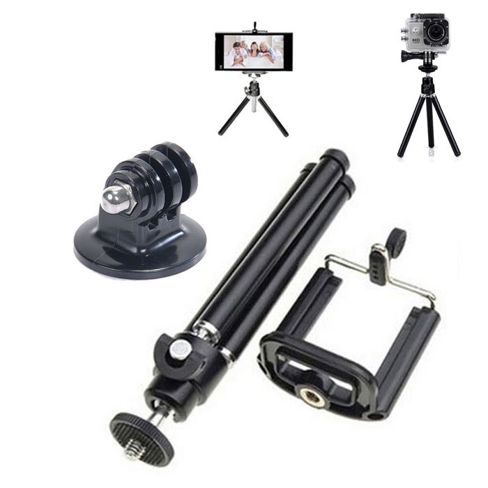 universal-aluminum-Mini-tripod-for-camera-Mobile-Phone-Stand-Holder-Tripe-Mount-Adapter-for-Gopro-Camera