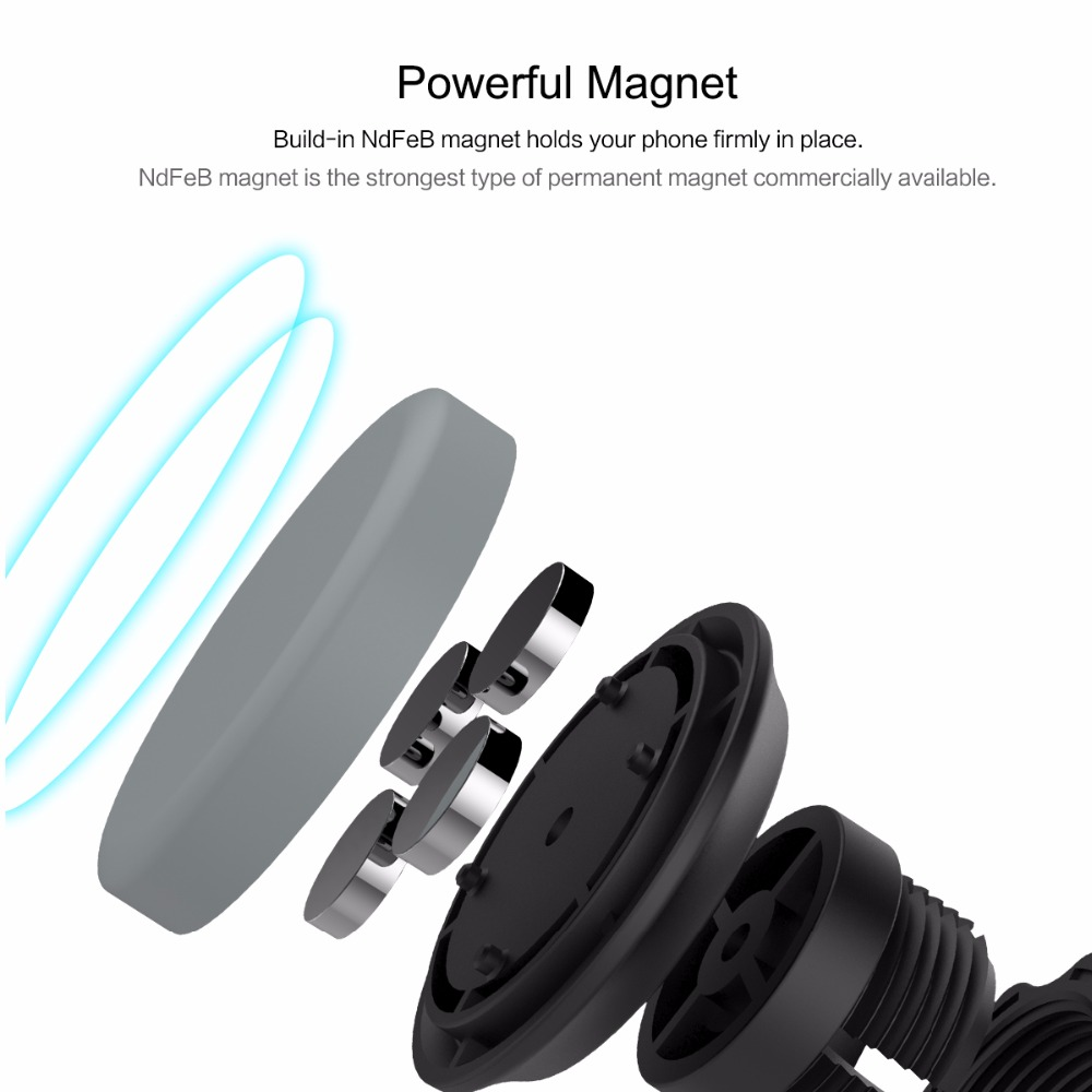 ROCK-Magnet-Car-Phone-Holder-Air-Vent-Outlet-Rotatable-Mount-Magnetic-Phone-Mobile-Holder-Universal-For