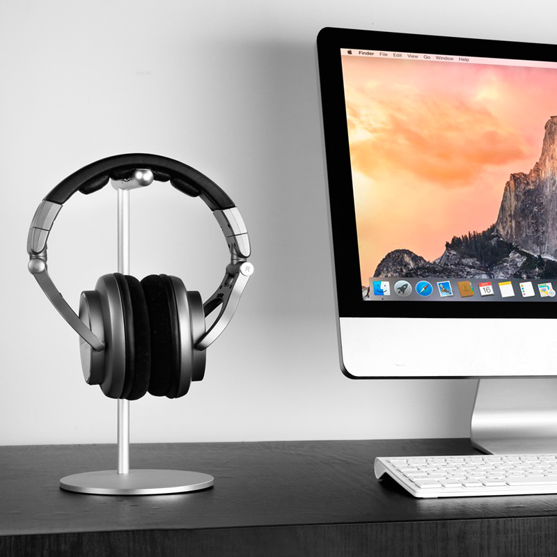 Fashion-Headphones-aluminum-desktop-stand-Holder-Headset-hanging-bracket-Headphone-Stand-base-3