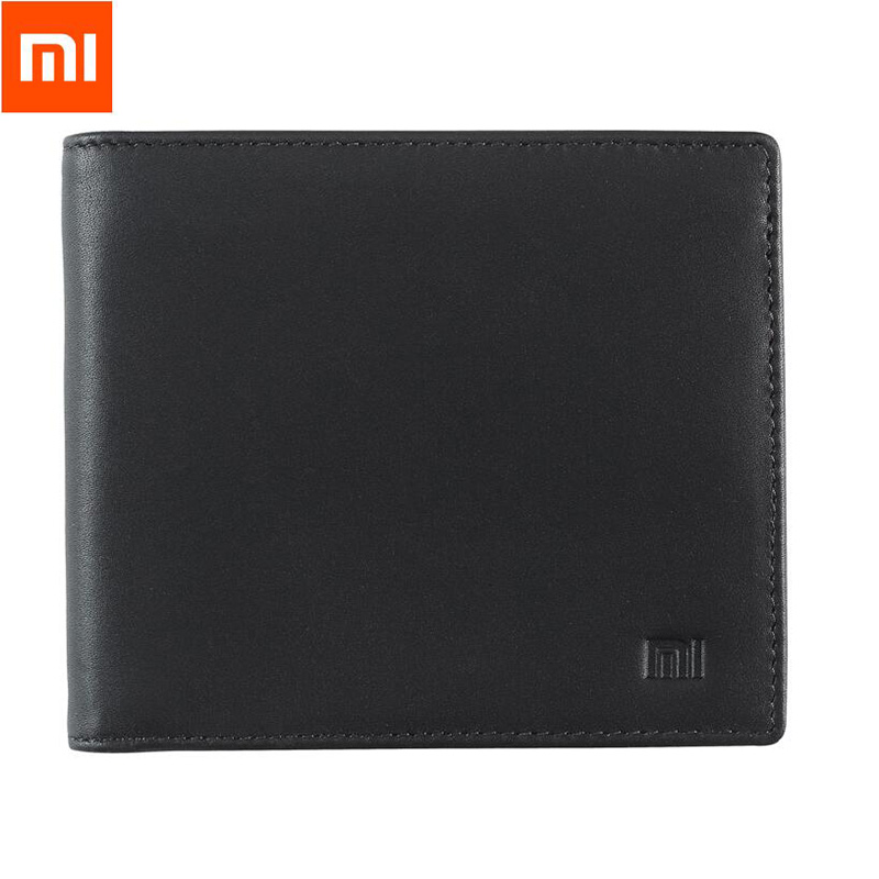 2017-Original-Xiaomi-Leather-Wallet-Full-Griand-Genuine-Soft-Purse-bag-Man-Woman-Stylish-Business-High