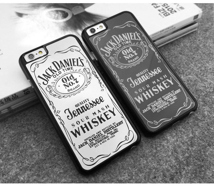 Jack Daniels Tennessee chrom stříbrný kryt pro iPhone 5 5S - iStage.cz f5fa6c9b540