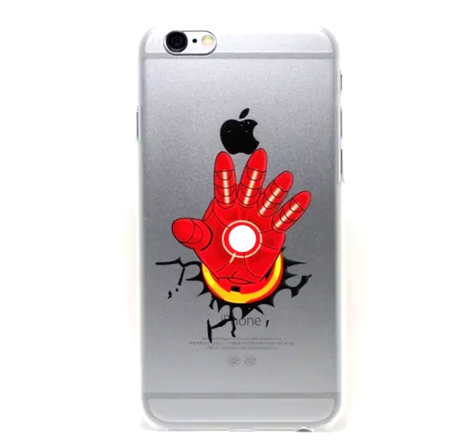 Avengers-Iron-Man-Captain-America-Thor-Hulk-Spider-Man-Soft-TPU-Case-Cover-For-IPhone-6-2